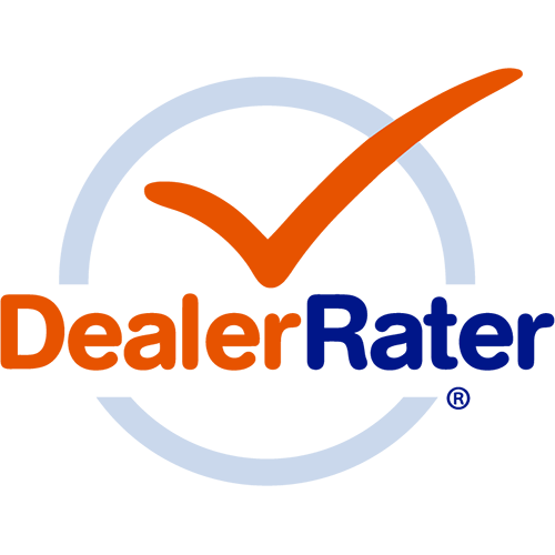 DealerRater Review Page Logo